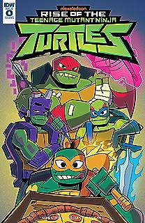 Teenage Mutant Ninja Turtles: Rise of the TMNT - Kindle ...