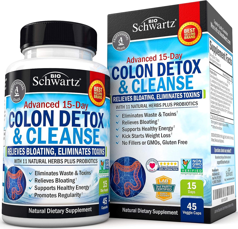 pastile de detox colon papilomavirus tratamiento