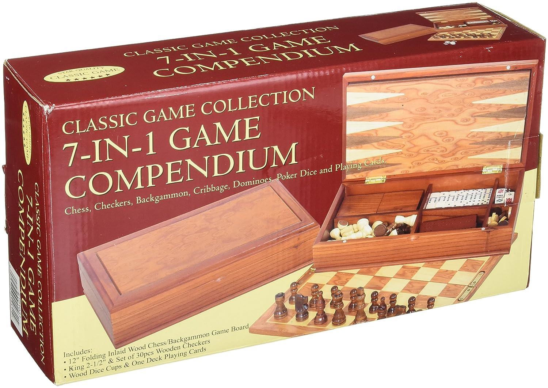 新しい 7 Compendium in 1 B0009JUUF2 1 Game Compendium B0009JUUF2, スイフムラ:684f1cff --- leadjob.us