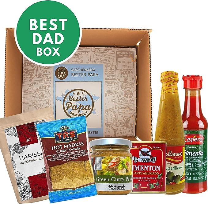 Set de regalo Papa Box | Set de regalo para padres | caja de ...