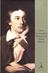 The Complete Poems of John Keats (Modern Library) Hardcover