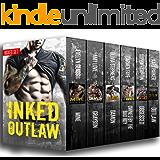 Inked Outlaw: A Bad Boy MC Romance Boxed Set