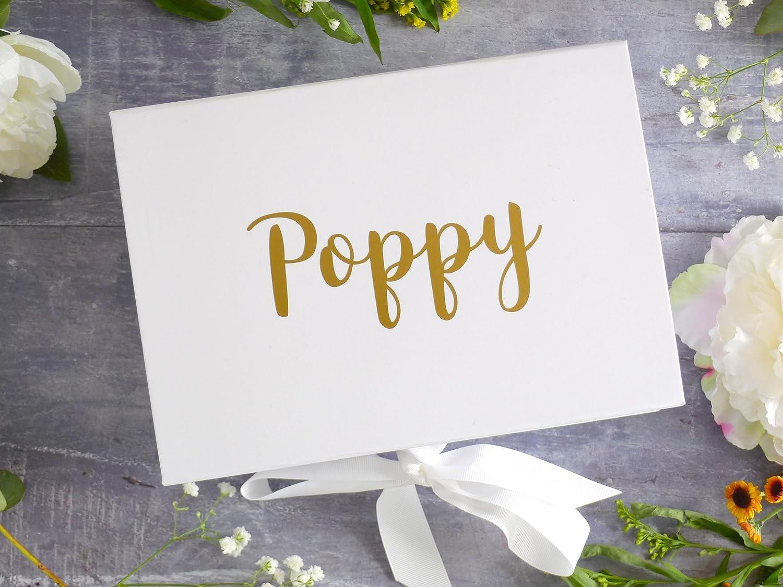 Personalised Bridesmaid Gift Box Will You Be My Bridemaid Box