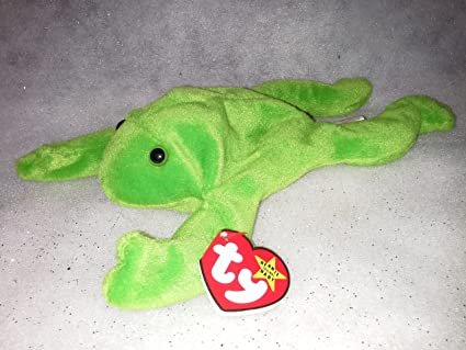 25c88954f3b Image Unavailable. Image not available for. Color  Legs Beanie Baby
