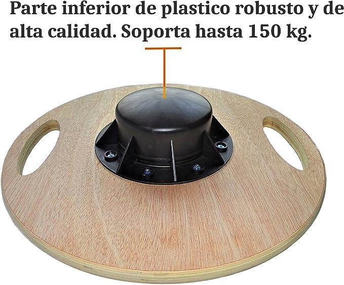 Stryser Tabla de Equilibrio de Madera, Balance Board Fitness ...