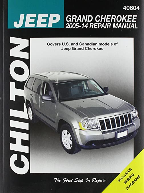Amazon.com: Chilton CHI40604 Jeep Grand Cherokee 05-14: Automotive