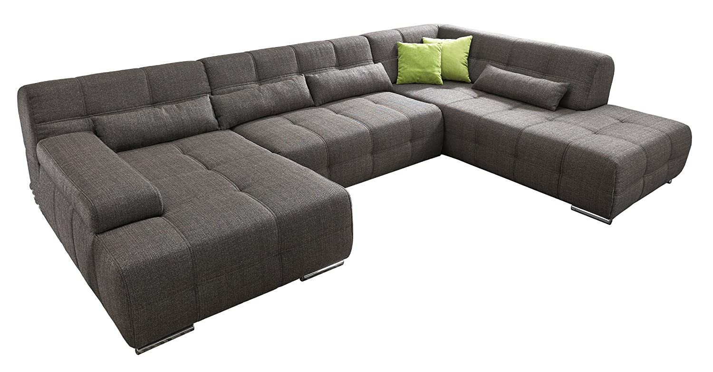 Bezaubernd Couch Groß Ideen Von Cavadore Wohnlandschaft Boogies Mit Longchair Links /