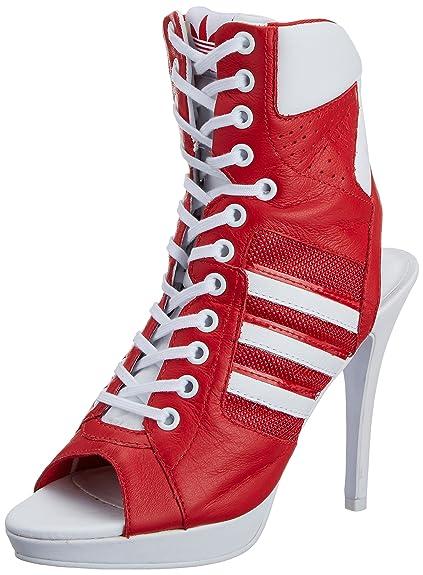 8ee993a0c33f adidas Originals Women s Js High Heel Light Scarlet