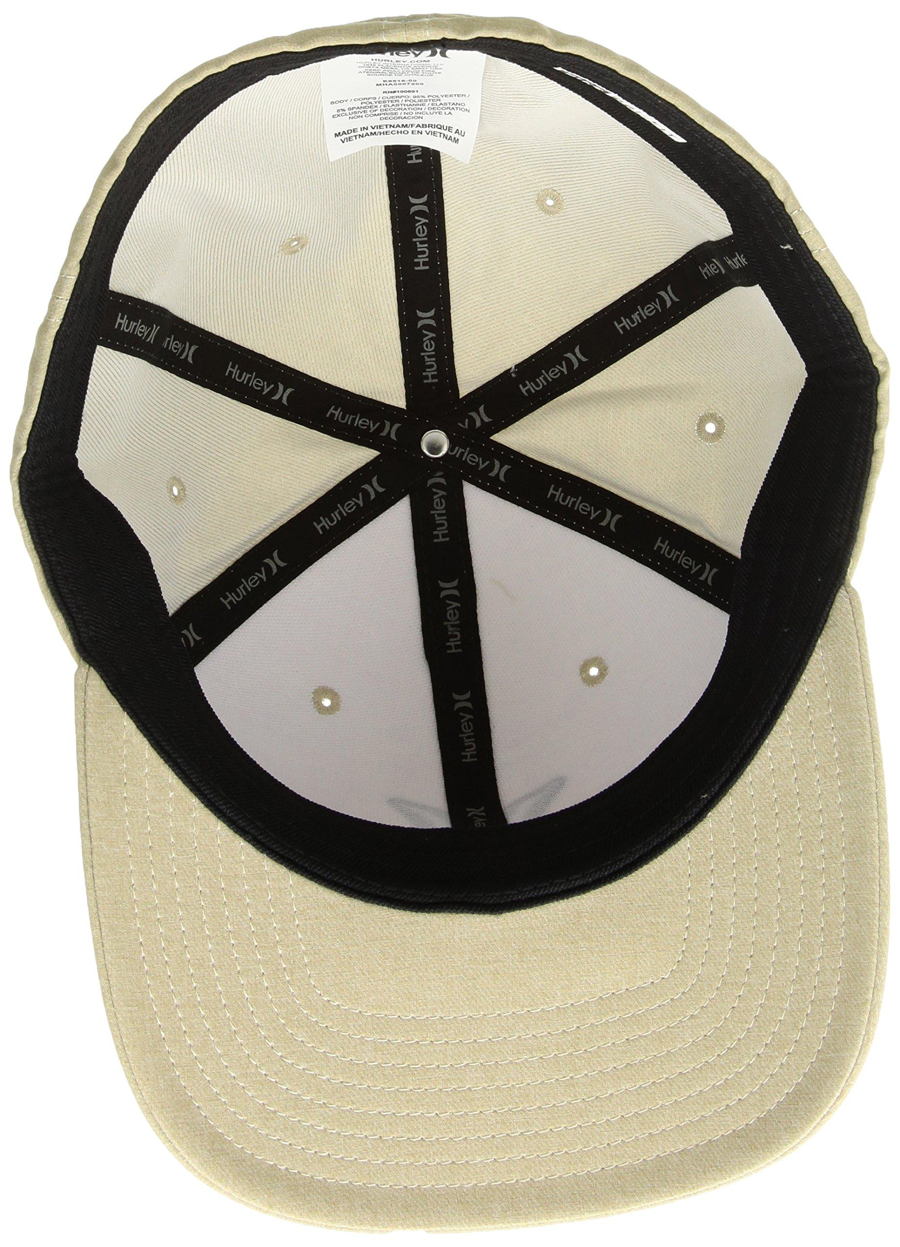 42f0d4ac1b4 Hurley Dri-Fit Heather Hat - Khaki - S M - MHA0007200-26B   Hats   Caps    Clothing