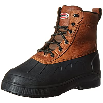 Iron Age Men's Ia9650 Compound Industrial and Construction Shoe | Industrial & Construction Boots