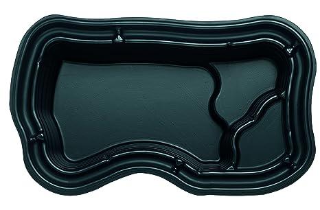 Vasche Per Laghetti Plastica.Oase 36770 Laghetto Preformato Nero Amazon It Giardino E Giardinaggio