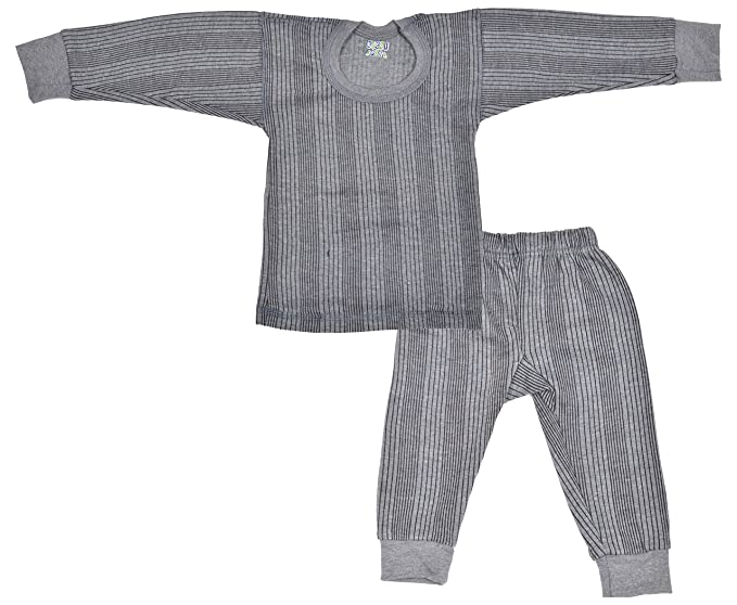 7fb18f6ba Kuchipoo Kid s Thermal Clothing Set  Amazon.in  Clothing   Accessories
