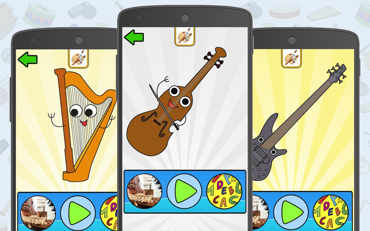 Instrumentos Musicales para Niños: Amazon.es: Appstore para Android