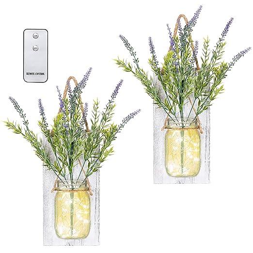 Amazon.com: TenXVI Designs - Juego de 2 lámparas de techo ...