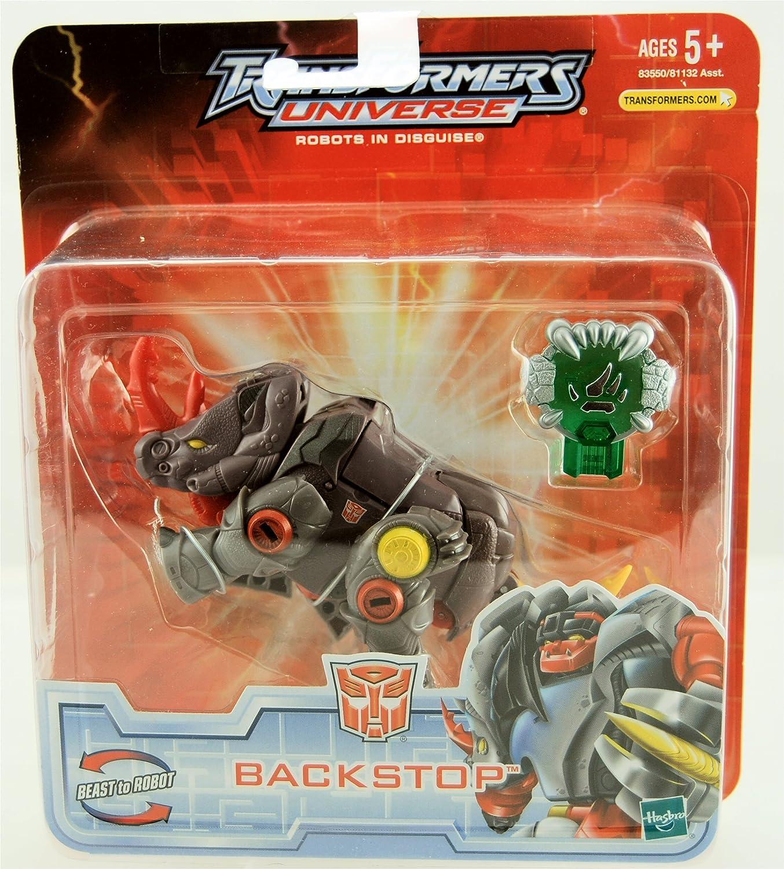 Hasbro Transformers Universe Robots in Disguise Backstop Action Figure