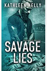 Savage Lies: Savage Angels MC #7 Kindle Edition