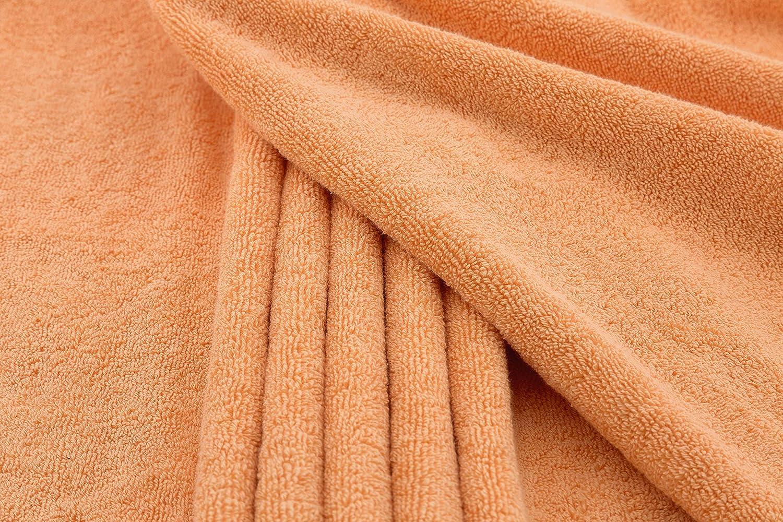 American Soft Linen 40x80 Inches Premium Worth $64.99 Soft /& Luxury 100/% Ringspun Genuine Cotton 650 GSM Extra Large Jumbo Turkish Bath Towel for Maximum Softness /& Absorbent Malibu Peach