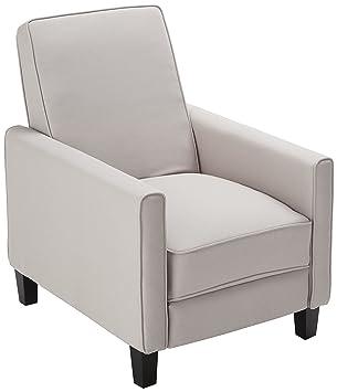 Prime Best Selling Davis Recliner Club Chair Grey Inzonedesignstudio Interior Chair Design Inzonedesignstudiocom