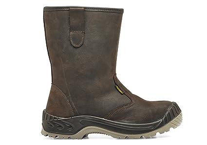 Parade 07 nordik28 45 botas de seguridad marrón, Marrón, 07NORDIK28 45 PT46