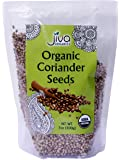 Jiva USDA Organic Coriander Seeds Whole 7 Ounce - New!