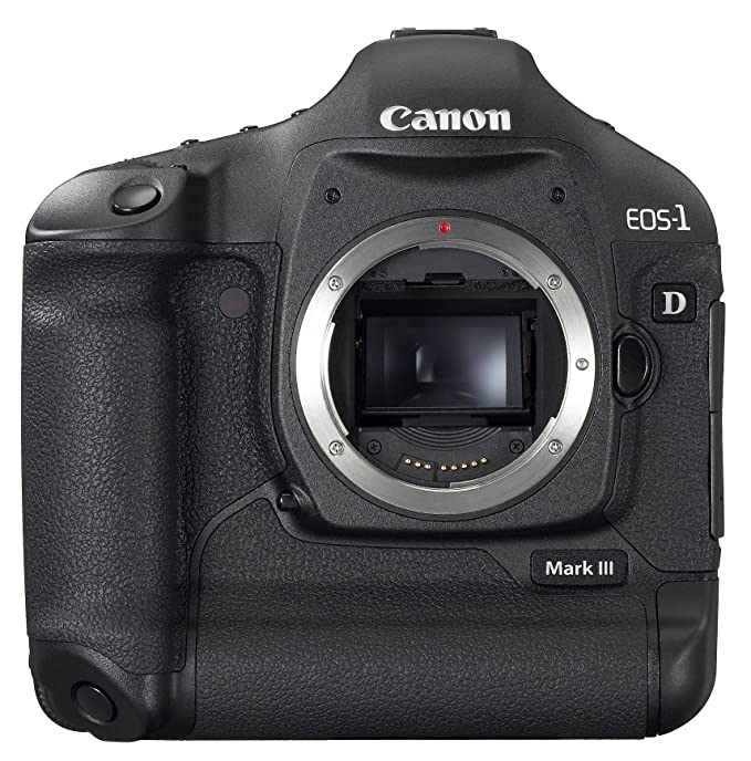 e16220c05 Amazon.com : Canon EOS 1D Mark III 10.1MP Digital SLR Camera (Body Only)  (Discontinued by Manufacturer) : Camera & Photo