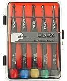 LINDY 43012 - Juego de destornilladores de precisión Torx