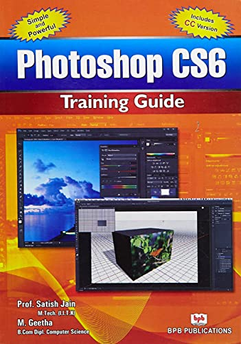 Photoshop CS6 Training Guide