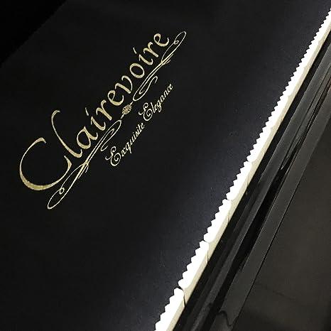 Clairevoire - Funda para teclado y teclas de piano.