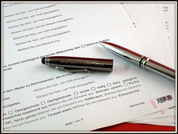 Mietvertrag Für Wohnung Und Gewerbe Als Doc Und Pdf Download