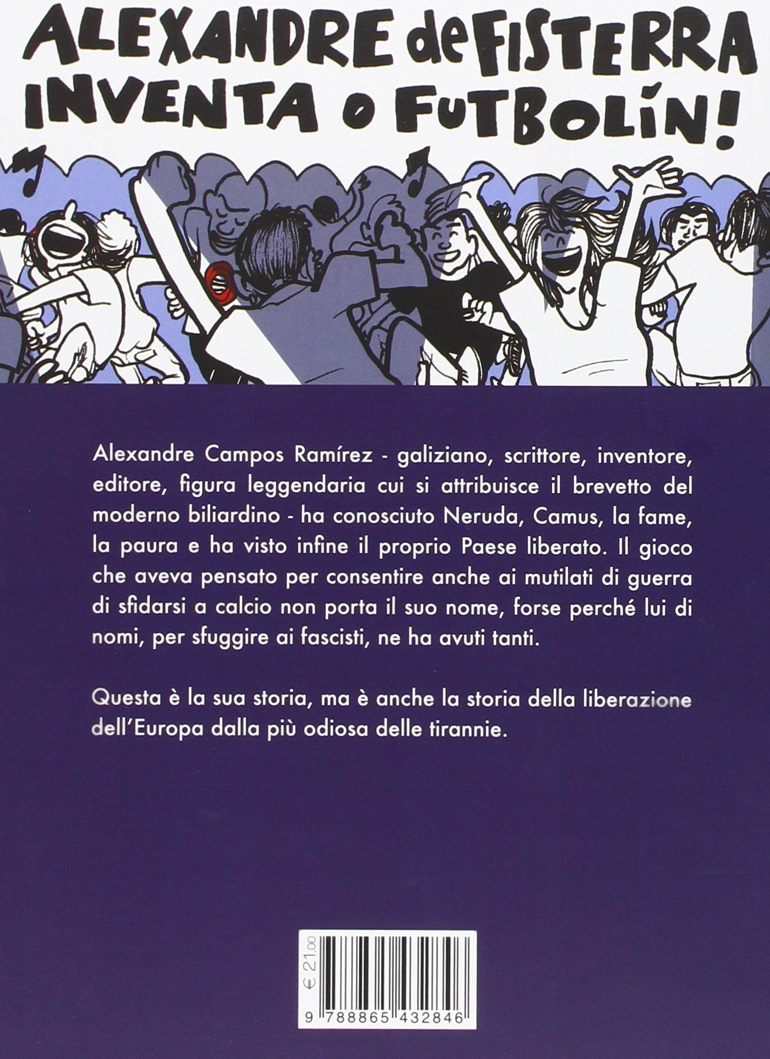 Biliardino: Amazon.es: Alessio Spataro: Libros en idiomas extranjeros