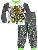 Teenage Mutant Ninja Turtles - Pigiama a maniche lunga per ragazzi - Tartarughe Ninja