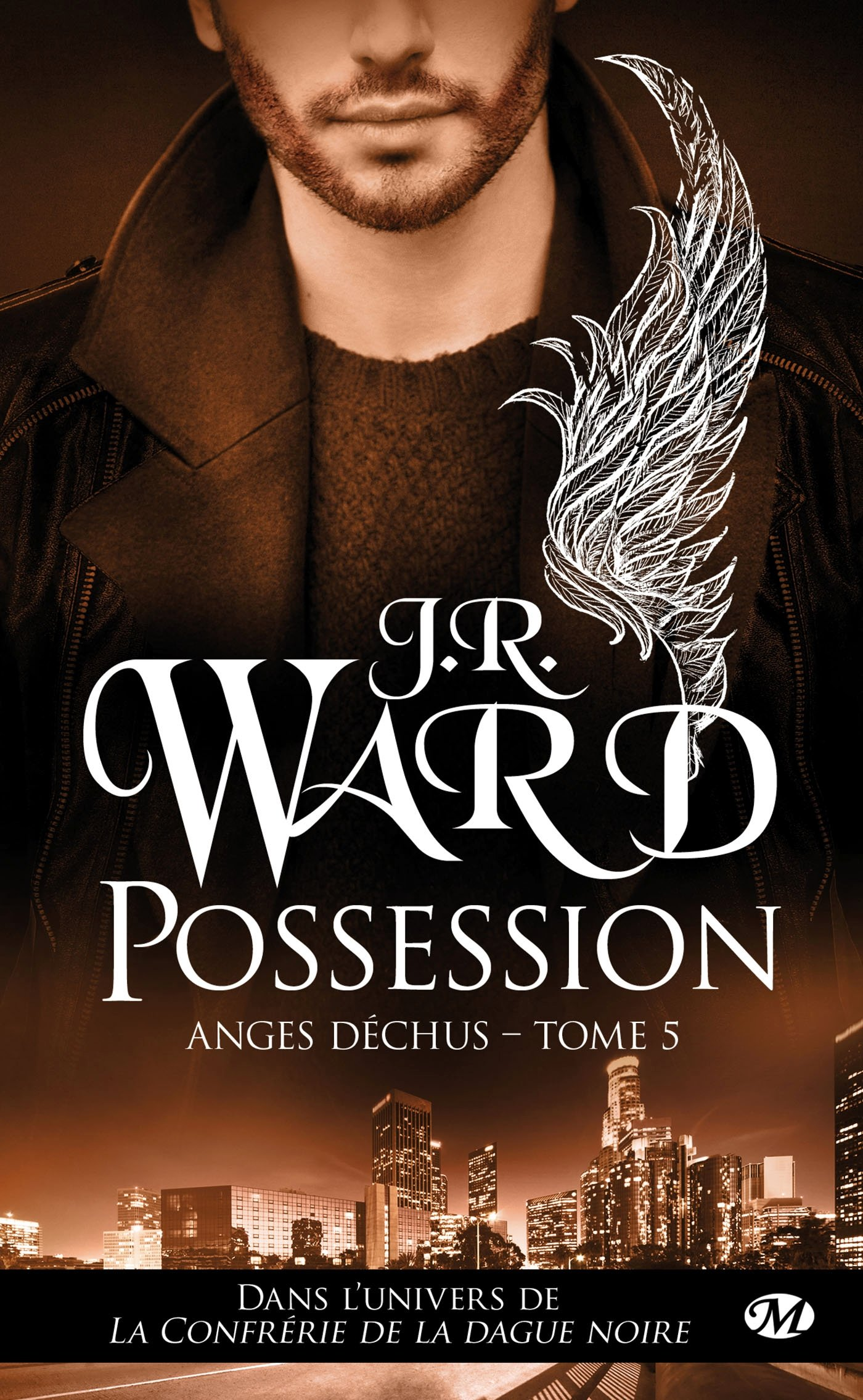 Anges déchus, Tome 5: Possession Poche – 20 juin 2014 J.R. Ward Milady 2811212132 Fantastique