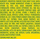 Handi Snacks Premium Breadsticks 'n Cheese Dip, 6