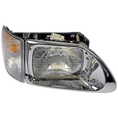 Dorman 888-5103 Passenger Side Headlight Assembly For Select International Models: Automotive