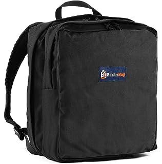 94feeb8a1c4e BinderBag Backpack Zippered 3-Ring Binder Bag