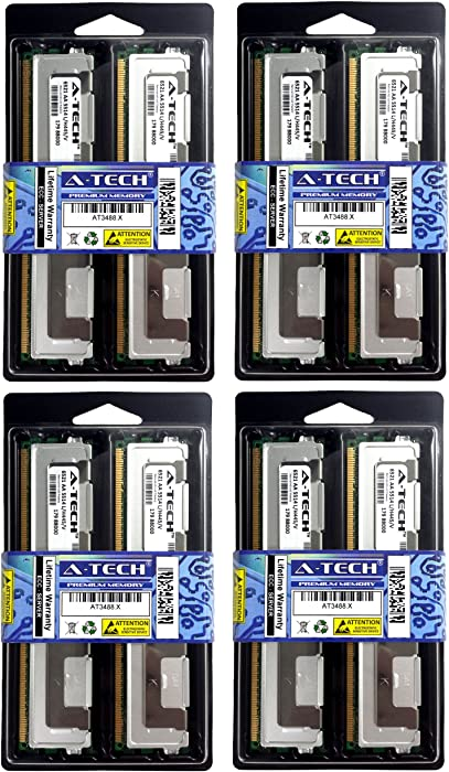 The Best 64Gb Kit 8X8gb Memory Ram Dell Poweredge