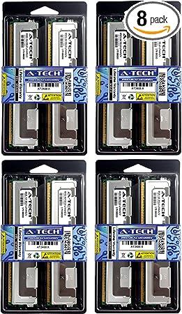 32GB Dell Precision 490 690 T5400 T7400 Fully Buffered 8x4GB Memory