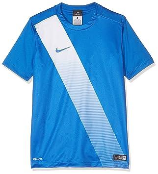 Nike SS YTH Sash JSY - Camiseta Infantil  Amazon.es  Deportes y aire libre fe643daf0ec82