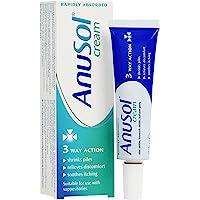 Anusol Haemorrhoids (Piles) Treatment Cream - 23g