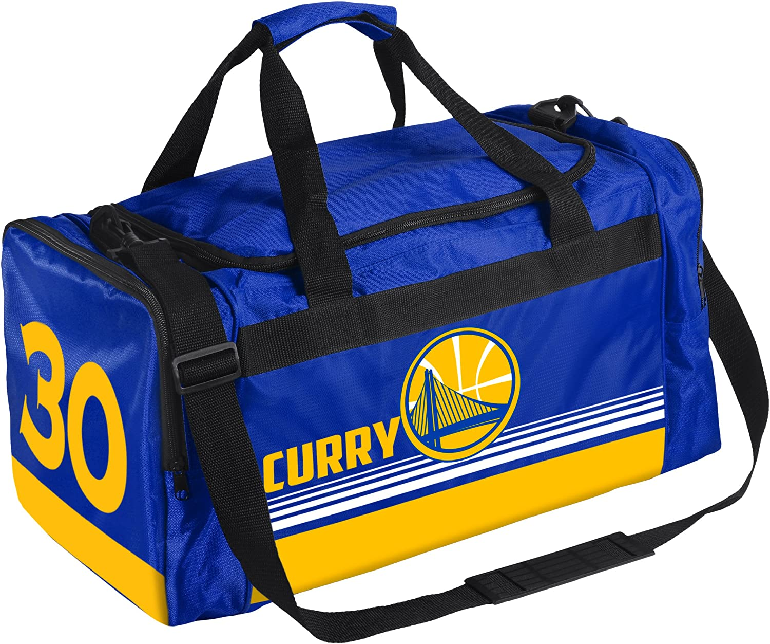 Golden State Warriors Steph Curry #30 Core Duffel Gym Bag