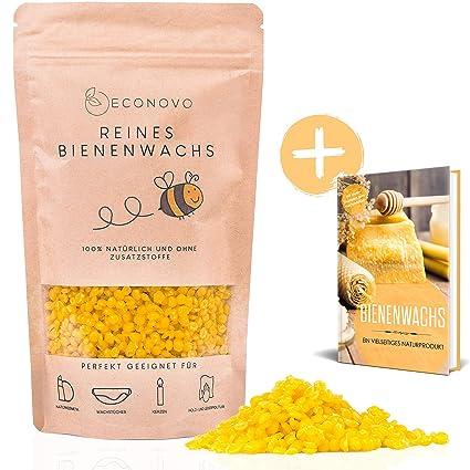 Bienenwachs Pastillen 100 /% reines Bienenwachs  Kerzen gießen basteln herstellen