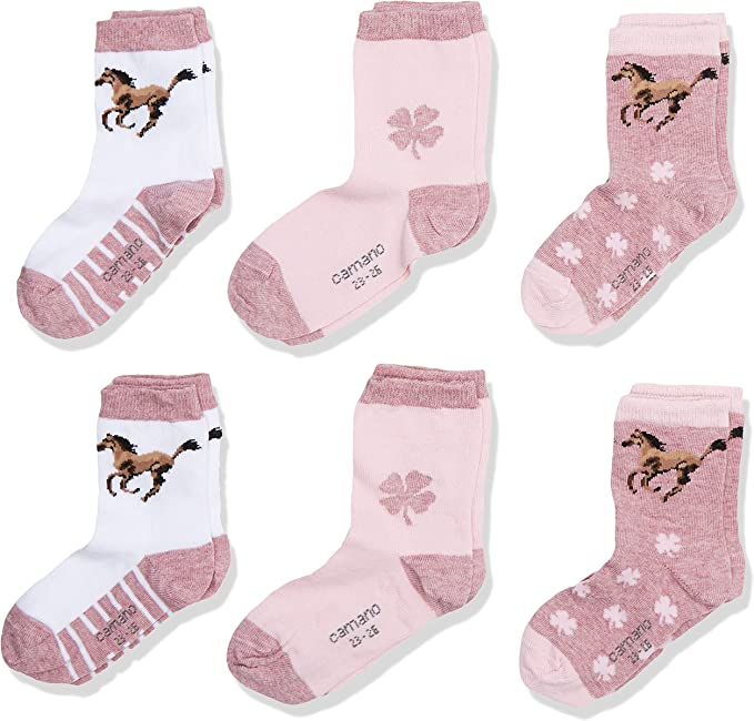 Pack of 2 Camano Girls Socks