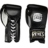 CLETO REYES Boxing Gloves, Traditional Training Gloves with Laces for Men and Women