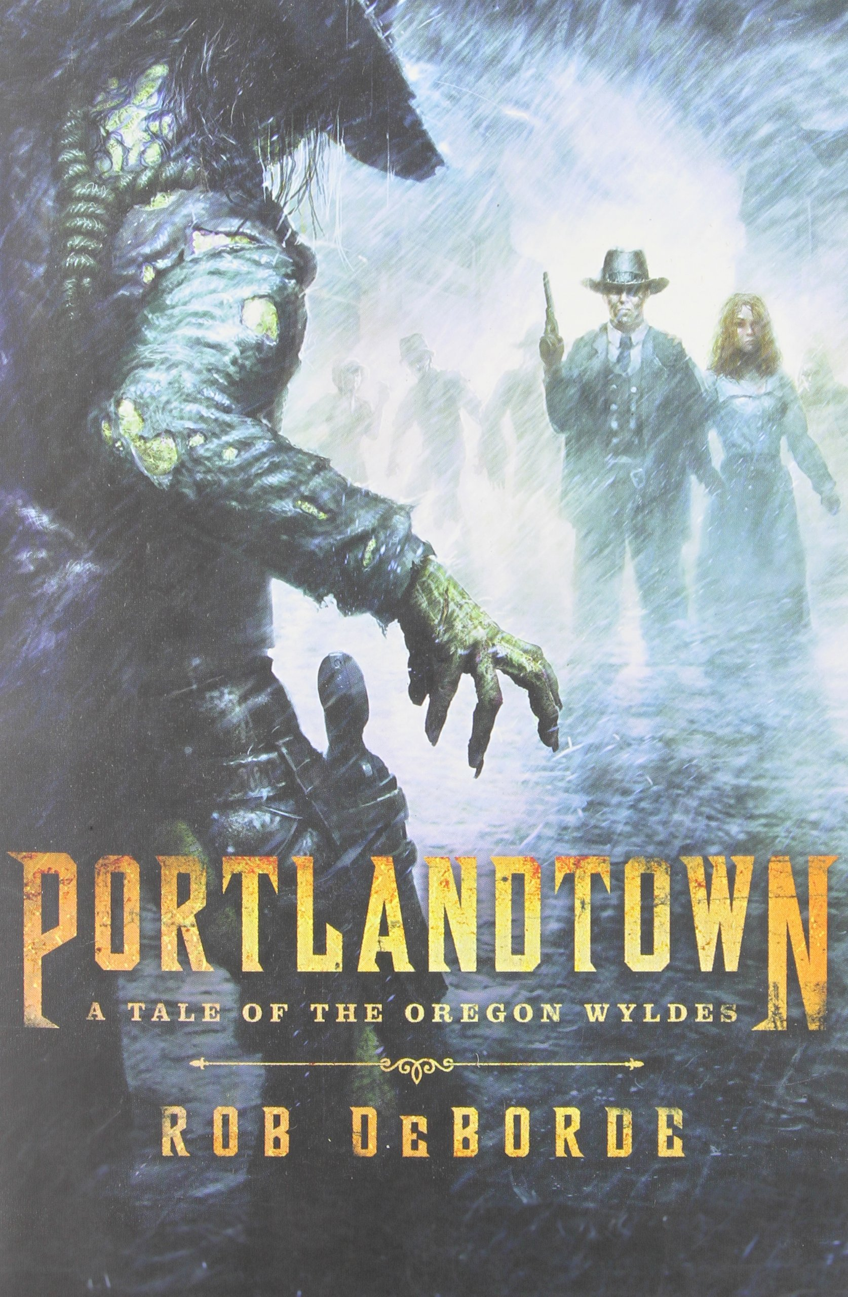 Download Portlandtown: A Tale of the Oregon Wyldes pdf