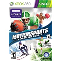 MotionSports: Play For Real - Xbox 360