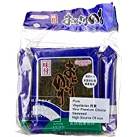 Akishima Seaweed, Blue, 8 Count