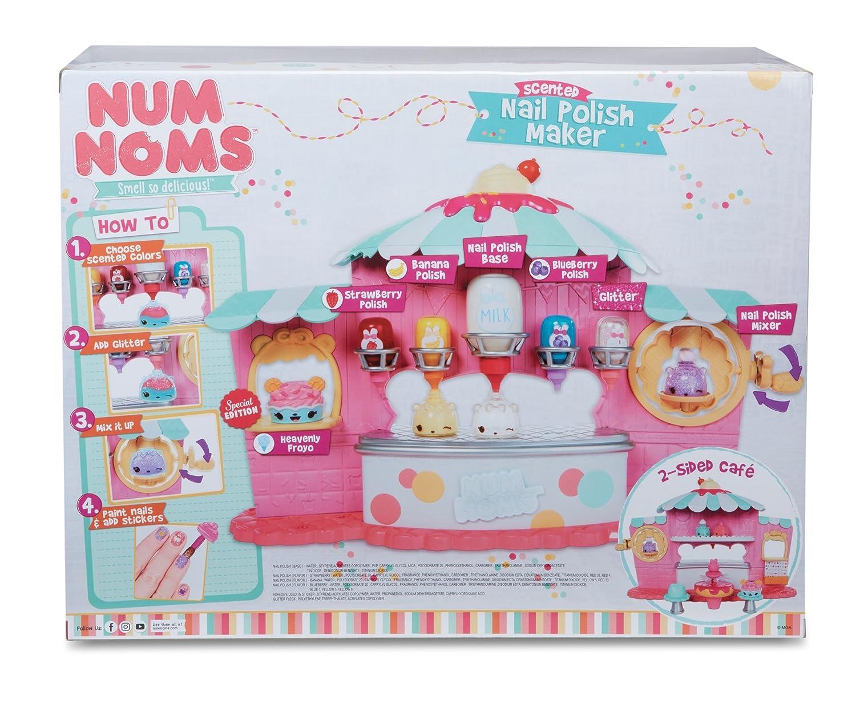 Amazon.com: Num Noms Nail Polish Maker Toy: Toys & Games