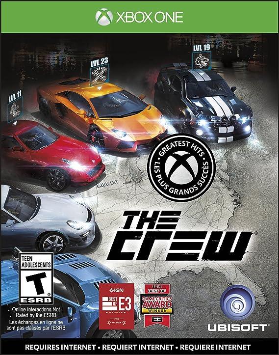 The Crew - Xbox One(Versión EE.UU., importado): Amazon.es: Videojuegos