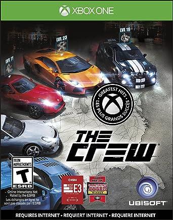 Amazon Com The Crew Xbox One Ubisoft Video Games