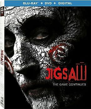 Jigsaw [Blu-ray/DVD] [2017]